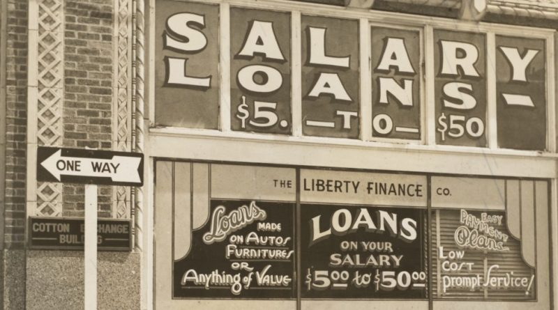 Don't get scammed by Payday Loans